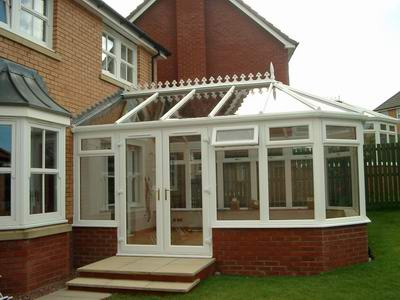 Solar Panel in Conservatory for Reduced Performance of Your Solar Lights
