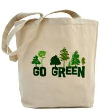 Environmentally Friendly Go Green Bag