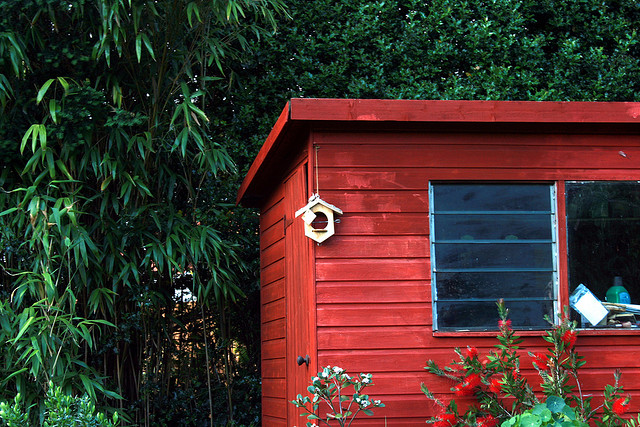 Solar Lighting for a Shed, Outbuilding, or Stables