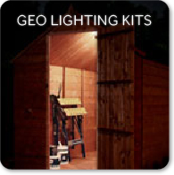 Geo Solar Light Kits