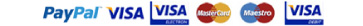 The Solar Centre accepts Visa, Visa Debit, Visa Electron, Solo, Mastercard and Maestro cards