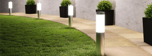 Solar Path Lights