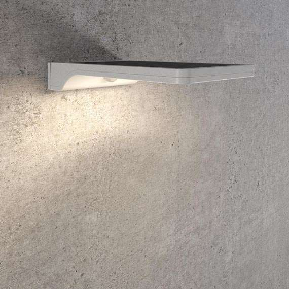 Slate Solar Motion Light
