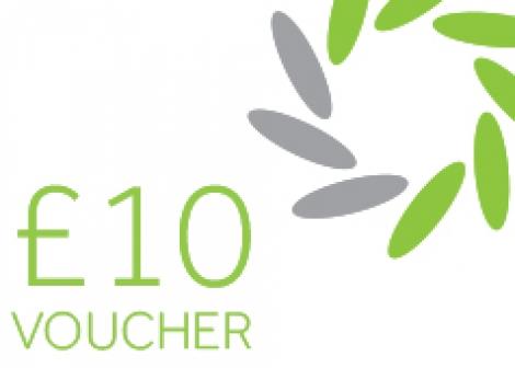 £10 Solar Centre Voucher