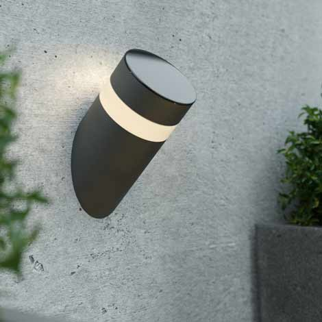 Bath Solar Wall Light