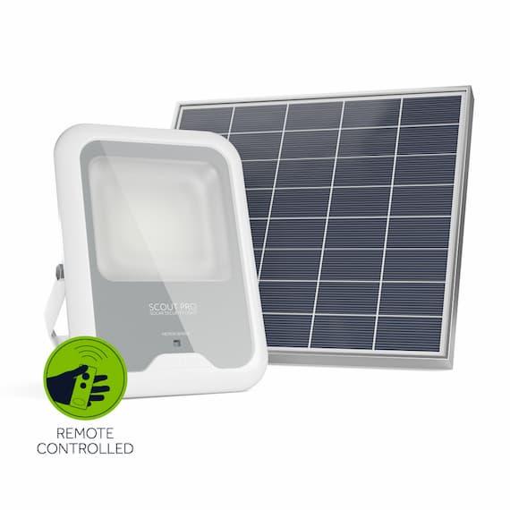 Scout Pro Solar Floodlight