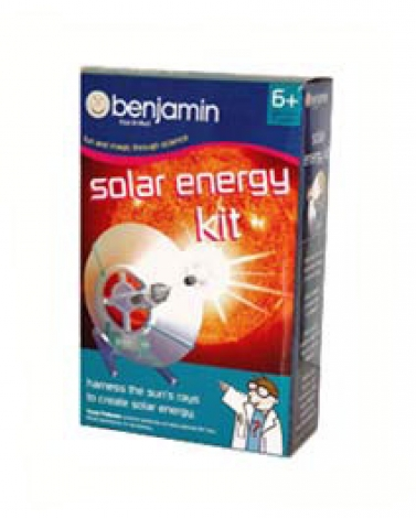 Young Professor Solar Energy Kit