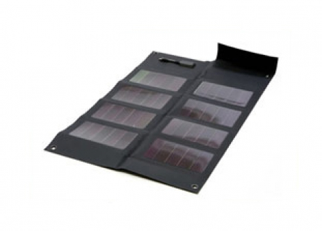 eSun 12W Folding Solar Power Panel