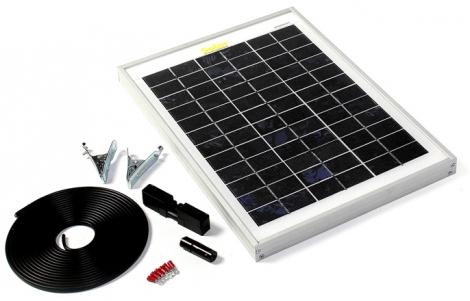 DIY Solar Panel Kit - 10W