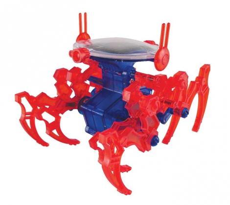 Solar Spider Robot