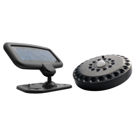 Solar PIR Porch Light