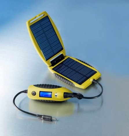 Solar Power Monkey - Yellow Explorer Kit