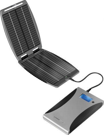 Solar Gorilla and Power Gorilla Solar Laptop Kit