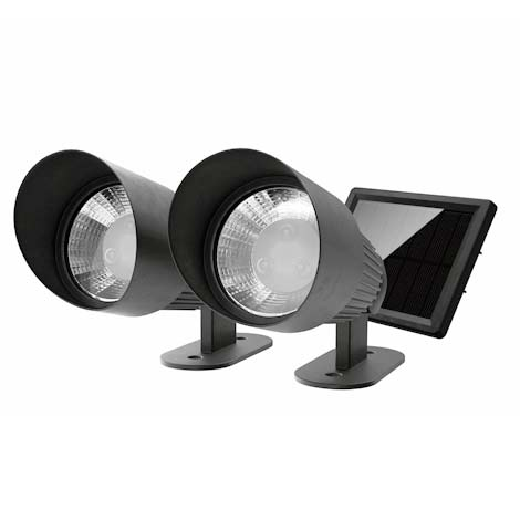 Selene Solar Landscape Spotlights (Set of 2)