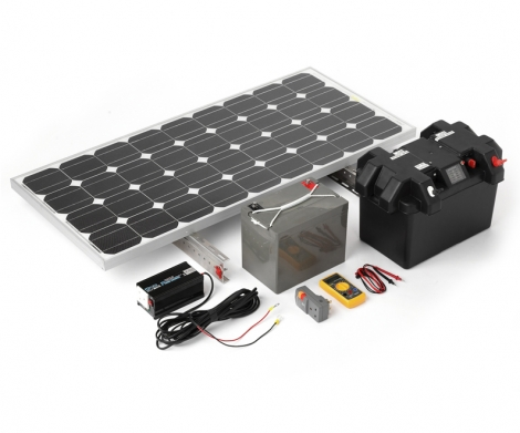 Solar Power Station - 120w