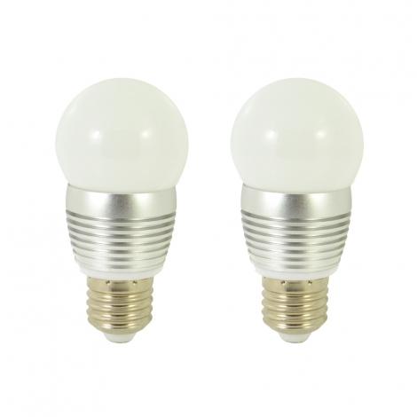 2 x 3w 12v LED Light Bulb