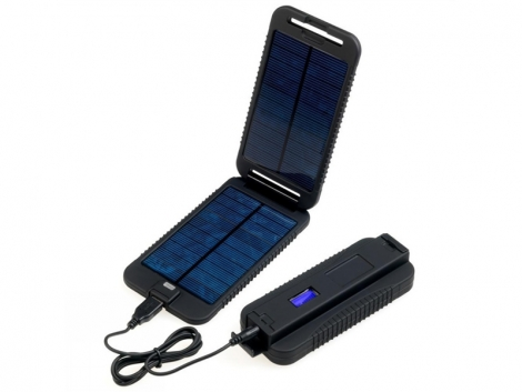 Solar Power Monkey Extreme Black