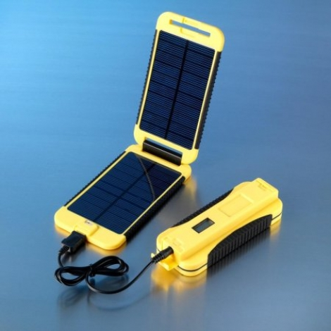 Solar Power Monkey Extreme Yellow