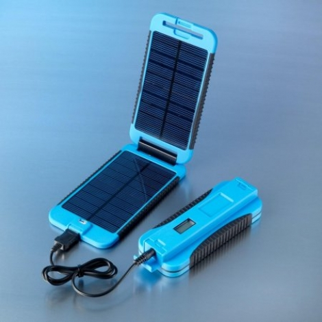 Solar Power Monkey Extreme Blue