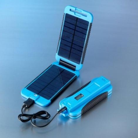 Solar Power Monkey Extreme Blue