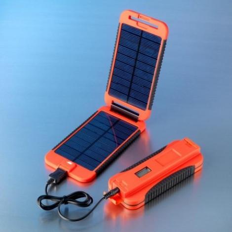 Solar Power Monkey Extreme Red