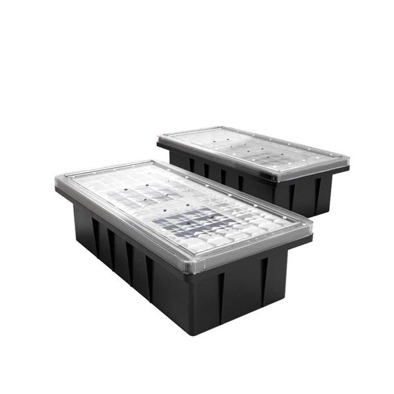 Paverlight Solar Brick Lights (Set Of 2)
