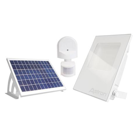 Astron64 Solar Security Light