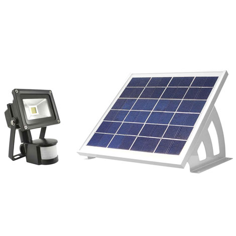 Evo SMD Pro Solar Security Light
