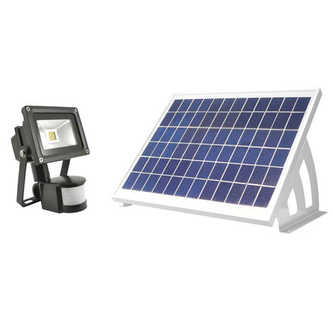 Evo SMD Elite Solar Security Light