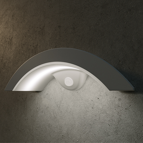 Arch Solar Motion Light