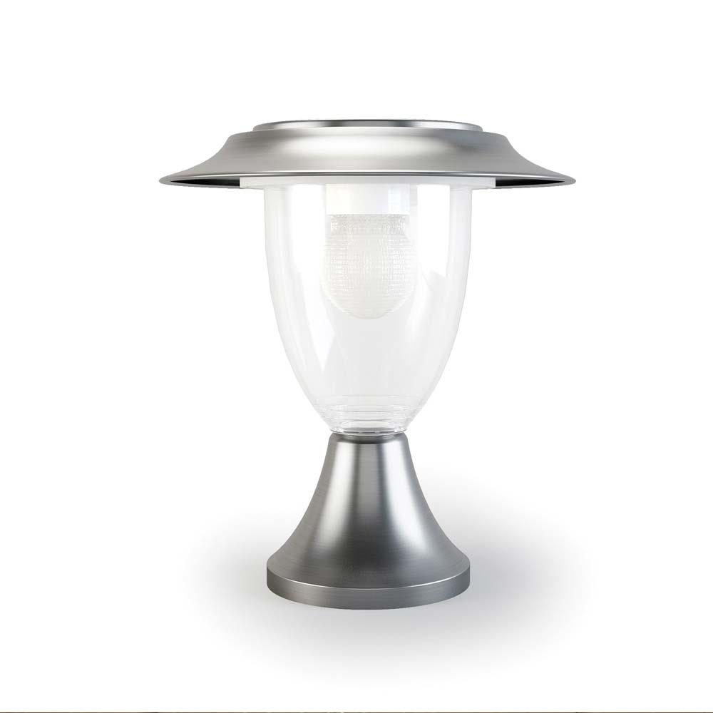 Henley Premium Solar Pillar Lantern