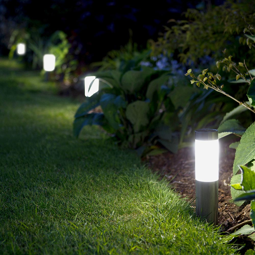ii lighting gamasonic lights solar single series and product lamp gs post imperial sonic gama
