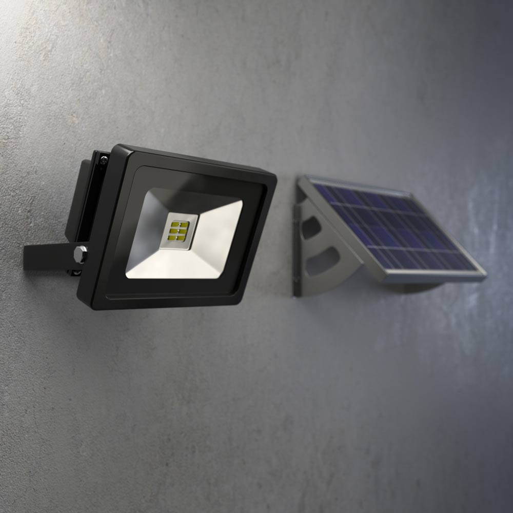 Evo smd remote controlled solar floodlight see all 37 reviews mozeypictures Choice Image