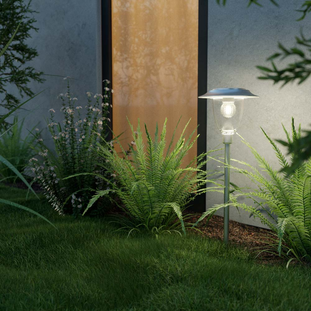 Henley Premium Solar Garden Light: Solar Lights  Solar Lighting from Solar Centre