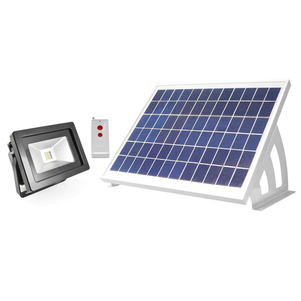 Evo smd remote controlled solar floodlight mozeypictures Choice Image