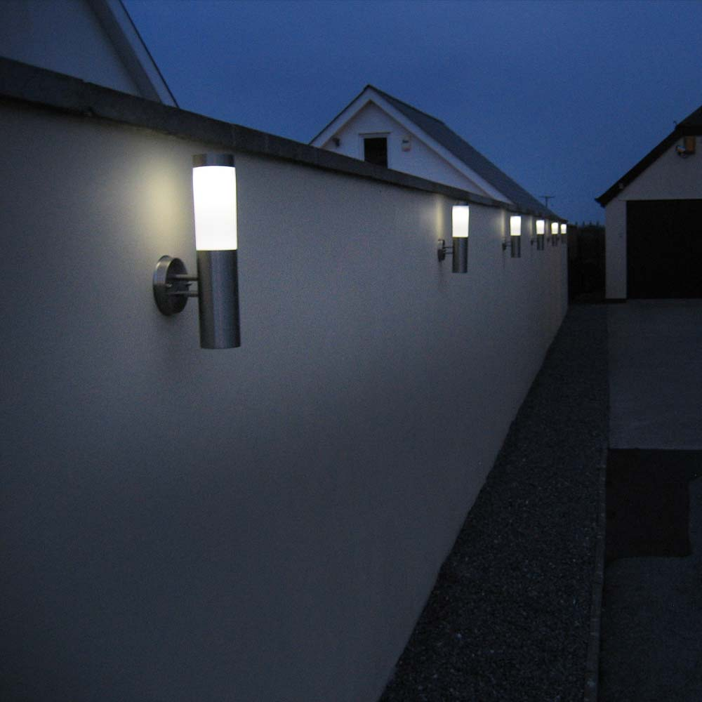 canterbury xt solar wall light