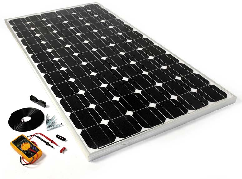 Build Your Own Cheap Solar Panels Green Living