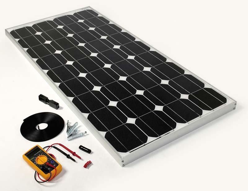 Diy Solar Panel Kit 80w