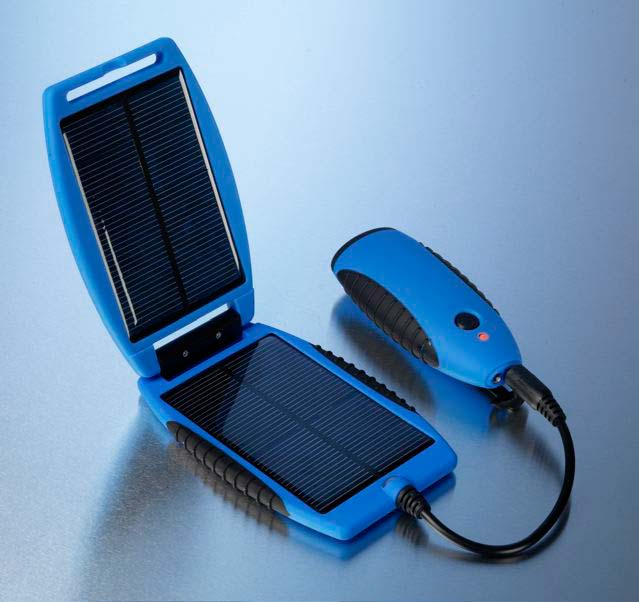 Power Chimp Blue and Solar Monkey Kit