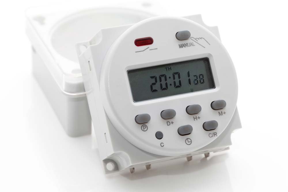 12v Digital Programmable Timer