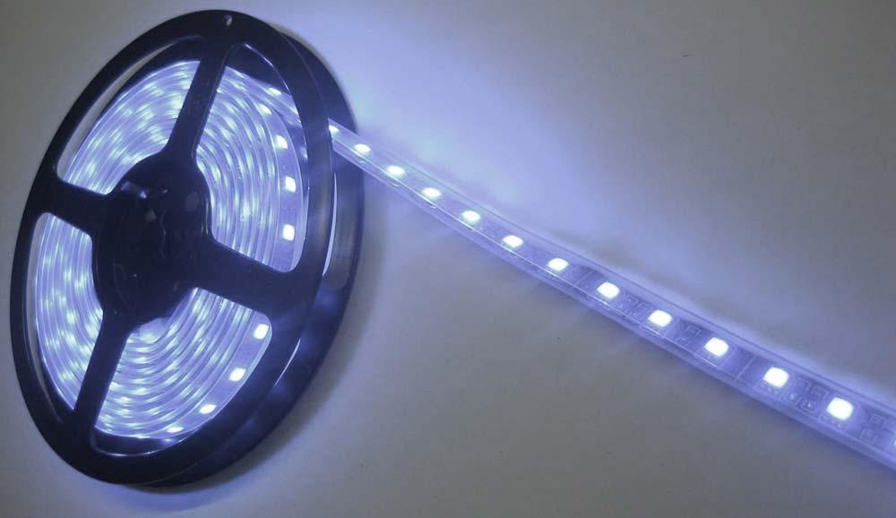 12v 3528smd ip65 waterproof led strip 5m. Black Bedroom Furniture Sets. Home Design Ideas