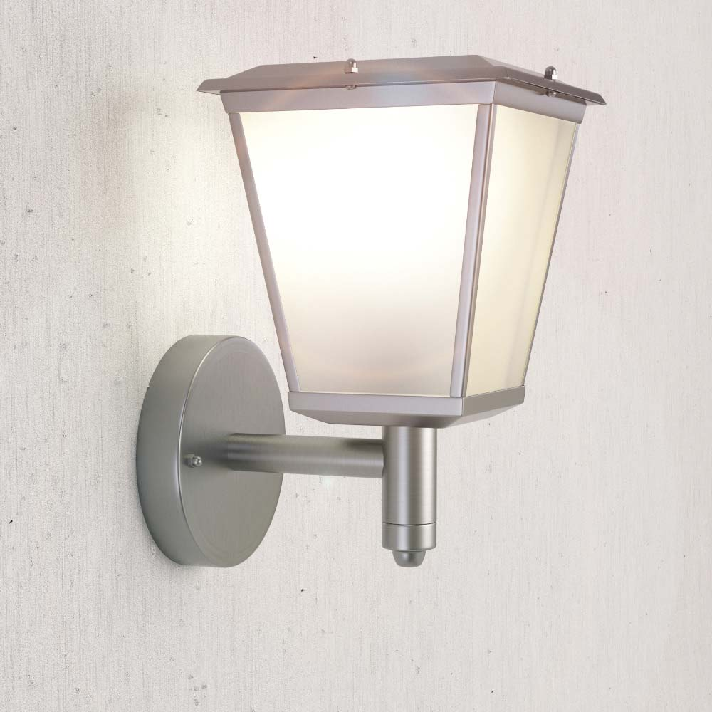 Windsor solar wall light aloadofball