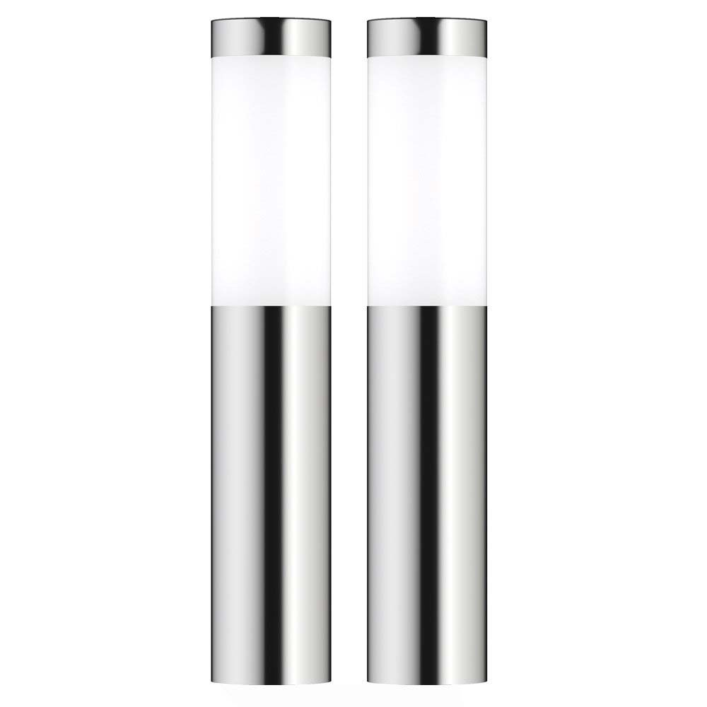 London xt solar post lights set of 2 aloadofball Image collections
