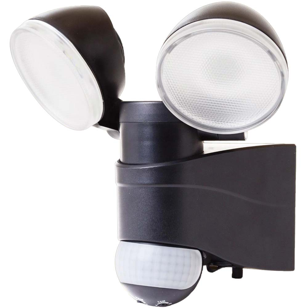 Shield Twin Solar PIR Light: Solar Lights & Solar Lighting