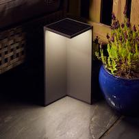 Anthralight Solar Bollard Light