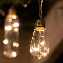 Lumify USB Solar Edison Bulbs - Set Of 20