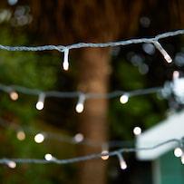 Lumify DualWhite USB Solar Fairy Lights - 300 LEDs