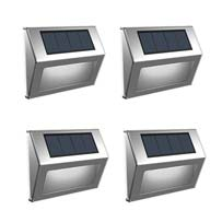 Sherpa Solar Step Lights (Set Of 4)