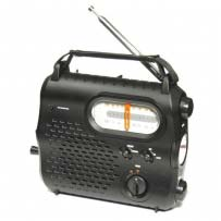 Powerplus Rhino Wind Up Radio