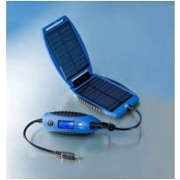 Solar Power Monkey - Blue Explorer Kit